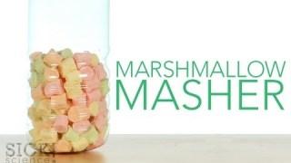 Marshmallow Masher – Sick Science! #141