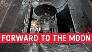 Forward to the Moon with ESA