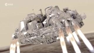 Schiaparelli?s descent to Mars