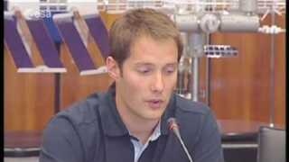 New ESA Astronaut: Thomas Pesquet