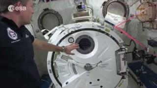 ESA Cubesats on International Space Station