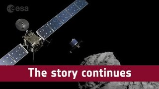 Rosetta: the story continues