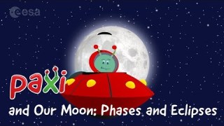 Paxi and Our Moon: Phases and Eclipses