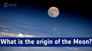 What is the origin of the Moon?