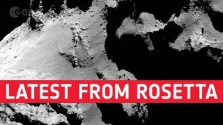 Latest from Rosetta
