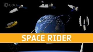 Space Rider animation