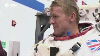 Tim Peake mission overview