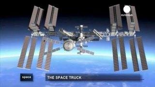 ESA Euronews: Il camion dello spazio