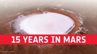 Fifteen years imaging the Red Planet