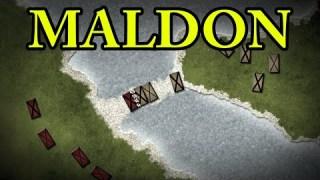 The Battle of Maldon 991 AD