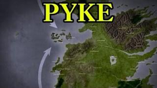 Game of Thrones: Greyjoy's Rebellion & Siege of Pyke 289 AC