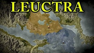 The Battle of Leuctra 371 BC