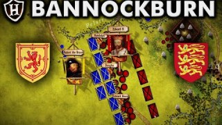 Battle of Bannockburn, 1314 ⚔️ First War of Scottish Independence