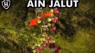 Battle of Ain Jalut, 1260 ⚔️ The Battle that saved Islam and stopped the Mongols – معركة عين جالوت
