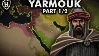 Battle of Yarmouk, 636 ⚔️ Storm gathers in the Middle East