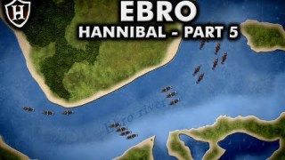 Battle of the Ebro, 217 BC ⚔️ Hannibal (Part 5) – Second Punic War