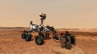 Mars Rover 2020's Name Reveal