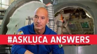 Luca Parmitano responds to #AskLuca