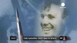ESA Euronews: Yuri Gagarin: o primeiro Homem no espaço
