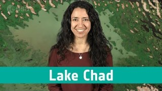 Earth from space: Lake Chad