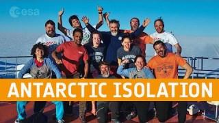 Meet the Experts: Isolation in Antarctica