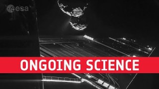 Rosetta's ongoing science