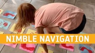 Challenge 1: Nimble Navigation | #TrainLikeAnAstronaut