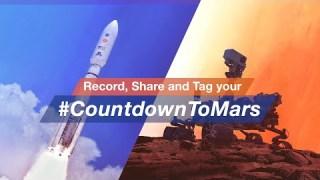Send NASA Your #CountdownToMars