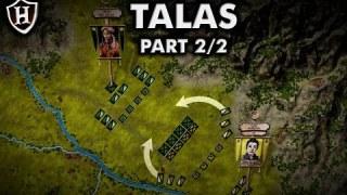 Battle of Talas, 751 AD ⚔️ Part 2/2 ⚔️ معركة نهر طلاس