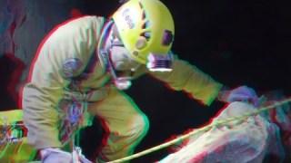 ESA CAVES 2014 in 3D