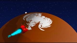 Paxi – Punaisen planeetan salaisuudet