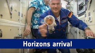 Horizons mission – docking and hatch opening highlights