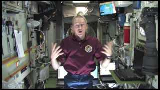 Can you feel the speed at which the ISS travels?
