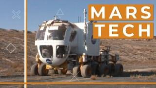 6 NASA Technologies to Get Humans to Mars
