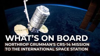 Northrop Grumman's CRS-14 Mission to the International Space Station: What's on Board