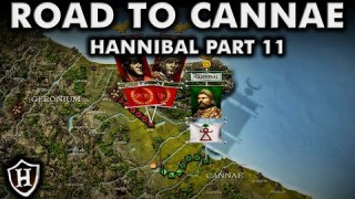 Road to Cannae, 216 BC (Chapter 1) ⚔️ Hannibal (Part 11) – Second Punic War
