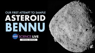 NASA Science Live: Our First Attempt to Sample Asteroid Bennu