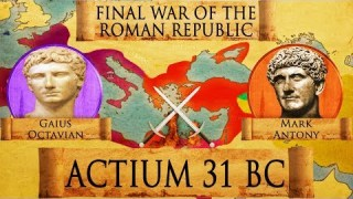 Battle of Actium (31 BC) – Final War of the Roman Republic DOCUMENTARY