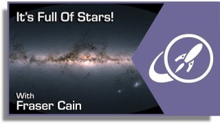 Thanks To Gaia We Now Know Exactly Where 1.7 Billion Stars Are In The Milky Way