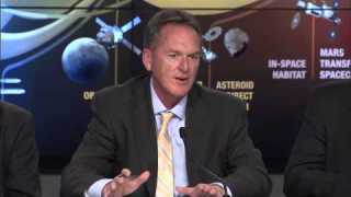 NASA's Journey to Mars News Briefing