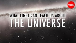 What light can teach us about the universe – Pete Edwards