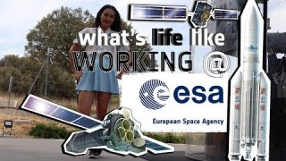Work life at the European Space Agency