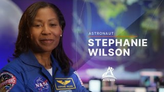 Meet Artemis Team Member Stephanie Wilson