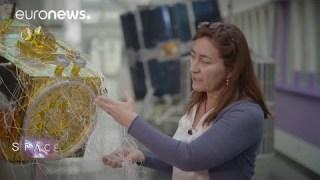 ESA Euronews: Débris spatiaux