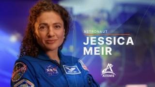 Meet Artemis Team Member Jessica Meir