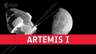Artemis I – European Service Module perspective
