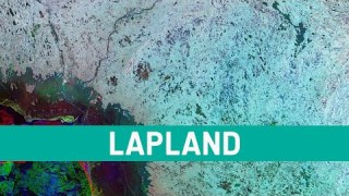 Earth from Space: Lapland, Finland