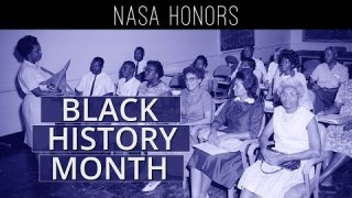We are Family: NASA Honors Black History Month