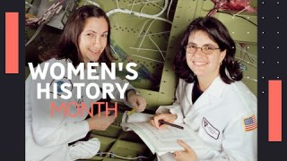 Women of NASA Drive Exploration and Discovery