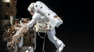 Spacewalk to Conduct Maintenance Outside the International Space Station